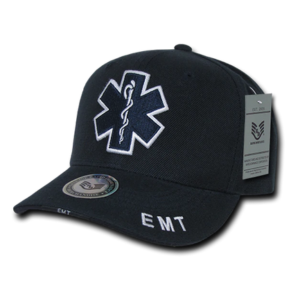 US EMT Cross Embroidered Cap