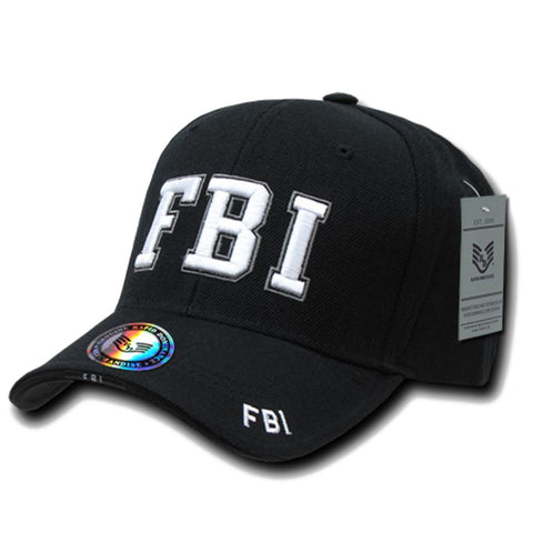 US FBI Embroidered Cap