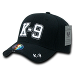 US K-9 Embroidered Cap