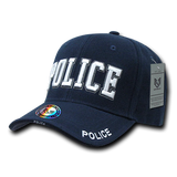US Police Embroidered Cap