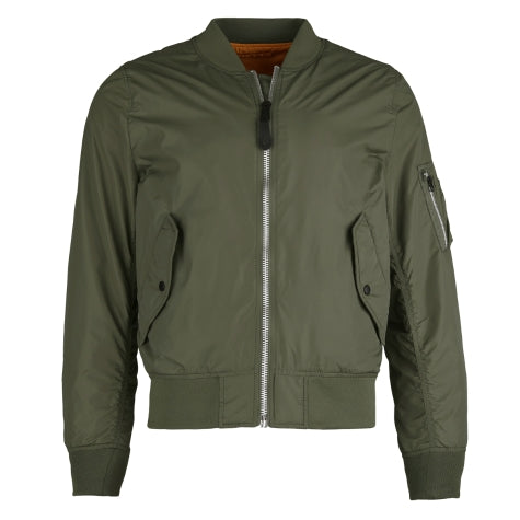 ALPHA L-2B SCOUT 飛行外套 (綠色) ALPHA L-2B SCOUT FLIGHT JACKET (SAGE)