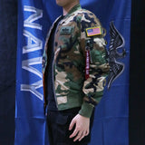 ALPHA L-2B FLEX FLIGHT JACKET (CAMO)