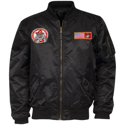 ALPHA MA-1 USMC JACKET YOUTH