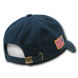 US Fire Rescue Dual Flag Raid Cap