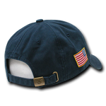 US Navy Dual Flag Raid Cap