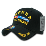 Korea Veteran Badge DeLuxe Military Cap