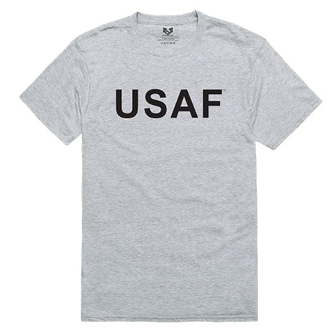 US Air Force Text T-shirt