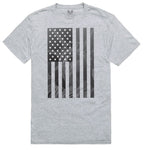 """Liberty"" Grey Graphic T-shirt (RD60)"