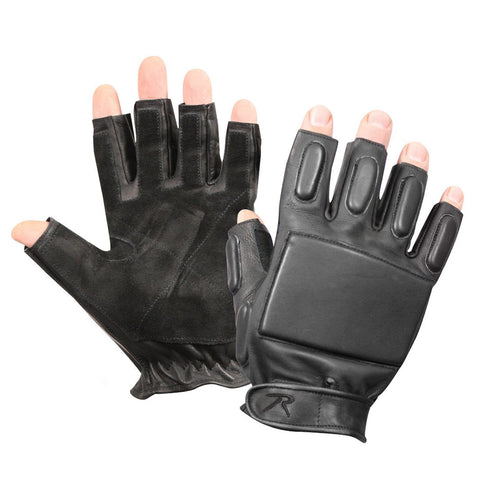ROTHCO 半指速降手套 Fingerless Rappelling Gloves