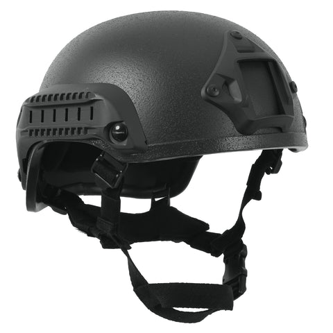 ABS 磨砂加強版戰術頭盔 ABS Advanced Tactical Airsoft Helmet