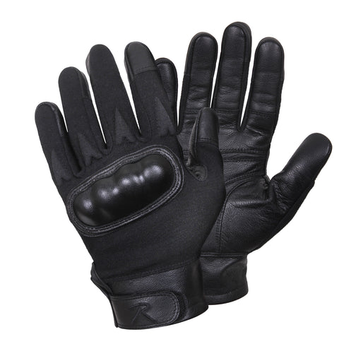 ROTHCO 硬指關節抗切割和抗火手套 Hard Knuckle Cut and Fire Resistant Gloves