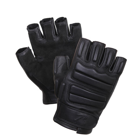 ROTHCO 半指加厚戰術手套 Fingerless Padded Tactical Gloves