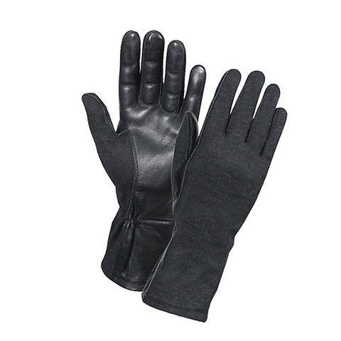 ROTHCO G.I. 阻燃耐熱飛行手套 G.I. Type Flame & Heat Resistant Flight Gloves