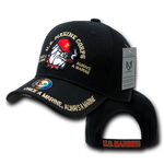 The Legend USMC Bull Dog Military Cap