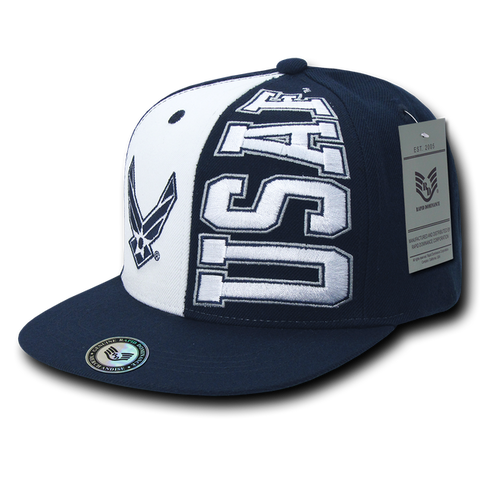 """Stack up"" US Airforce logo Cap"