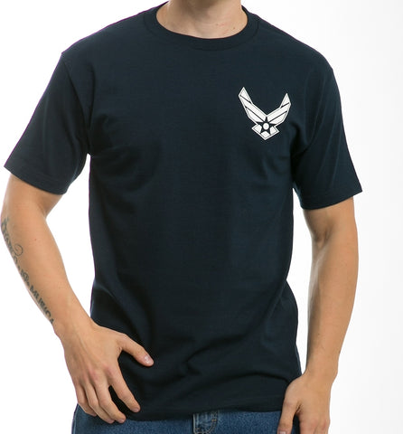 USAF Wing Graphic T-shirt