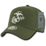 US Marines Logo Embroidery Cap