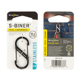 Nite Ize S-biner Stainless steel carabiner 不銹鋼登山扣