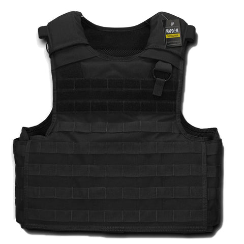 RAPDOM Tactical MOLLE Plate Carrier Vest