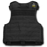 RAPDOM 戰術裝備模塊化板載背心 Tactical MOLLE Plate Carrier Vest