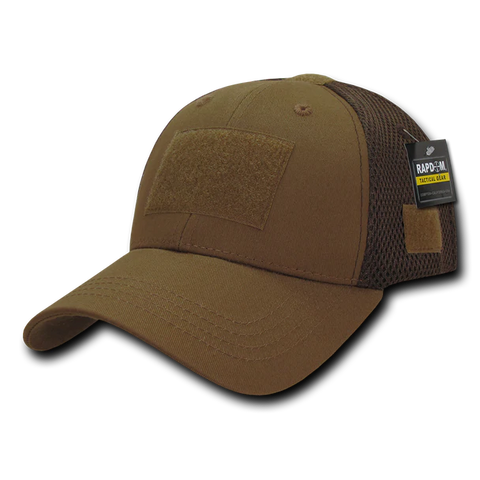 Low Crown Mesh Tactical Cap