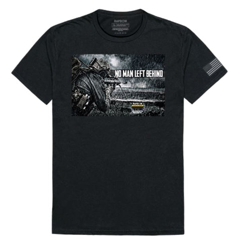 """NO Man Left Behind"" T-shirt"