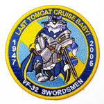 TomCat Velcro Patch 10