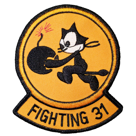 TomCat Velcro Patch 12