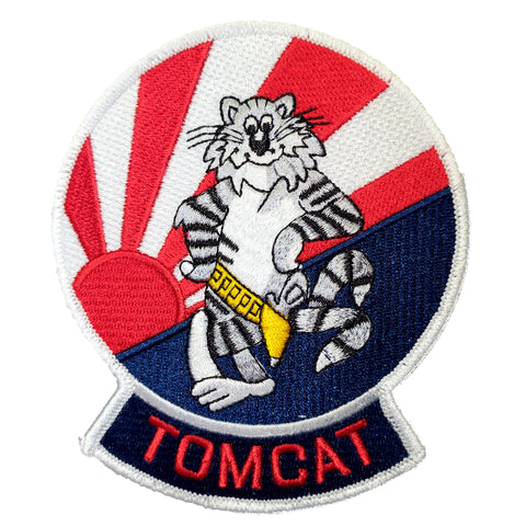 TomCat Velcro Patch 15