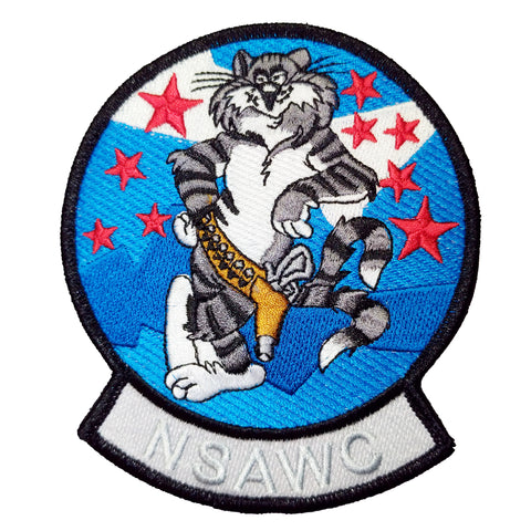 TomCat Velcro Patch 16
