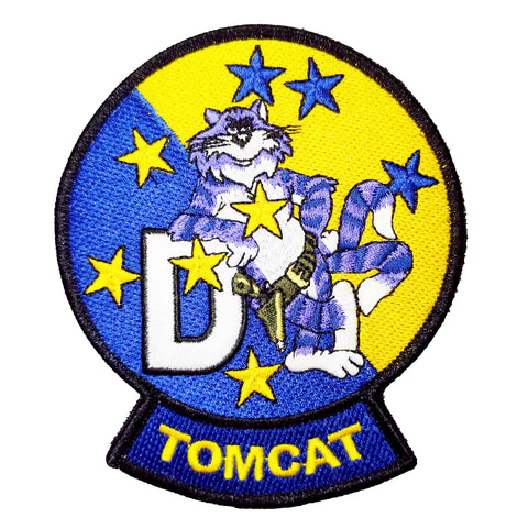 TomCat Velcro Patch 17