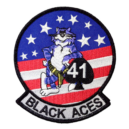 TomCat Velcro Patch 18