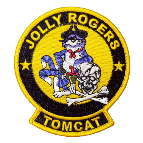TomCat Velcro Patch 19