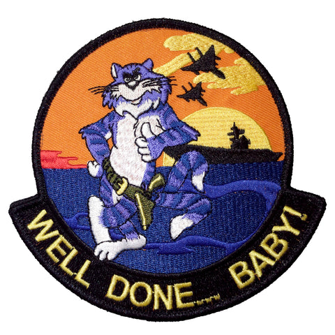 TomCat Velcro Patch 20