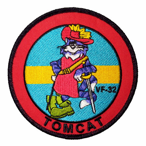 TomCat Velcro Patch 21