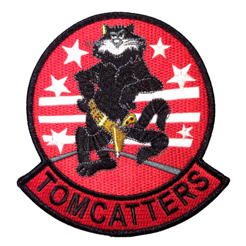 TomCat Velcro Patch 22