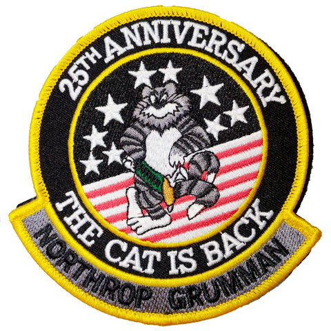 TomCat Velcro Patch 4