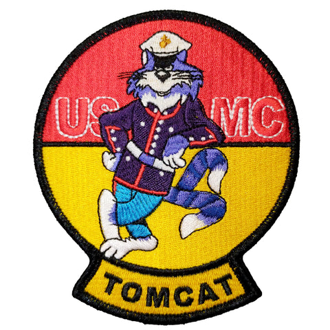 TomCat Velcro Patch 5