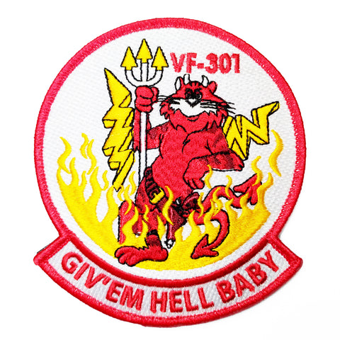 TomCat Velcro Patch 9