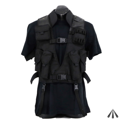 TOP GEAR 戰術背心 #V001S (童裝/女裝) TOP GEAR TACTICAL VEST #V001S (Youth/Women)