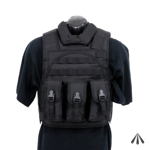 TOP GEAR SDU TACTICAL VEST #V011S (WOMEN/YOUTH)