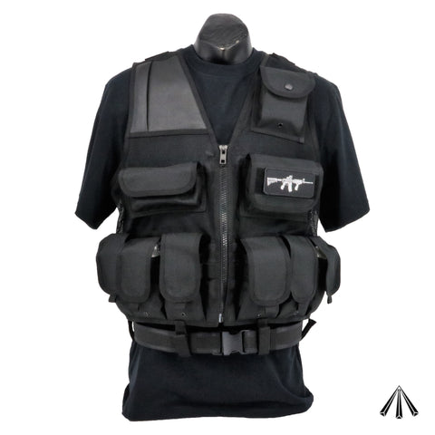 TOP GEAR 海豹部隊戰術背心 #V014L TOP GEAR NAVY SEAL TACTICAL VEST #V014L