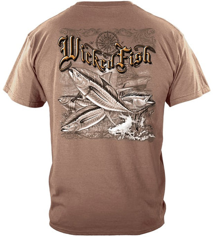 Wicked Animal T-Shirt (JB401)