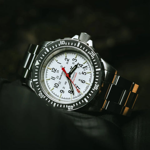 MARATHON 41mm Arctic Edition Diver's Automatic