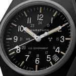 MARATHON General Purpose Quartz 34mm with Date & Tritium - US Government Markings