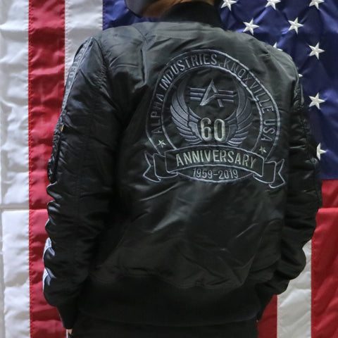 ALPHA MA-1 60週年紀念版飛行外套 ALPHA MA-1 60th Anniversary Flight Jacket