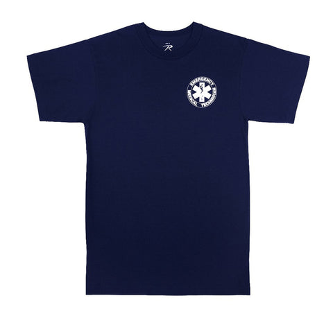 """生命之星"" EMT T恤 ""Star of Life"" EMT T-shirt"