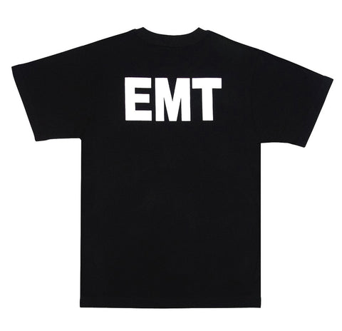 """Star of Life"" EMT T-shirt (ROT02)"