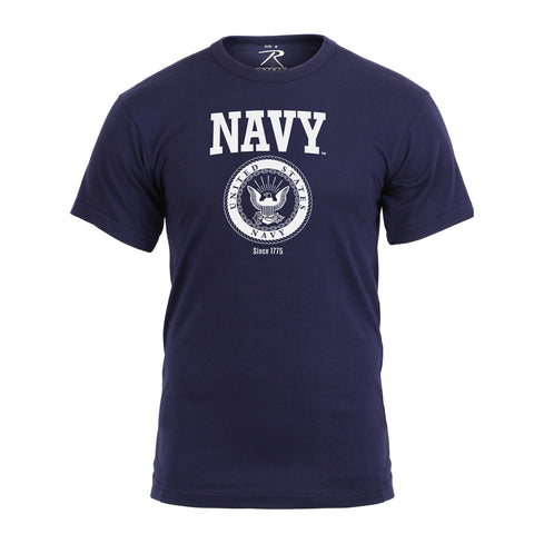 US NAVY Logo T-shirt (ROT06)