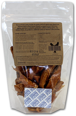 Chicken Jerky Twists